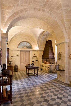 Carmelite Priory Mdina - Kitchen
