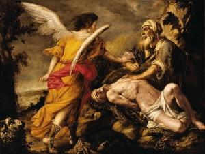 Juan de Valdés Leal - The Sacrifice of Isaac