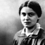 Young Edith Stein