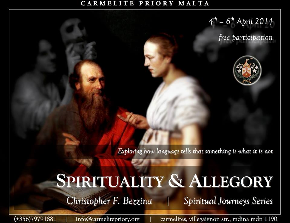 Allegory and Spirituality