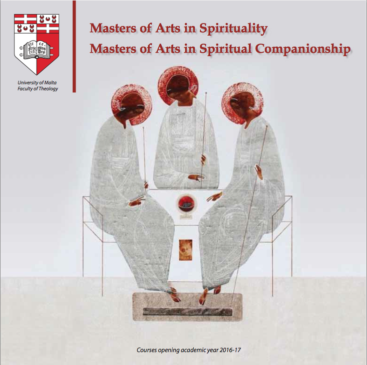 Master of Arts in Spirituality