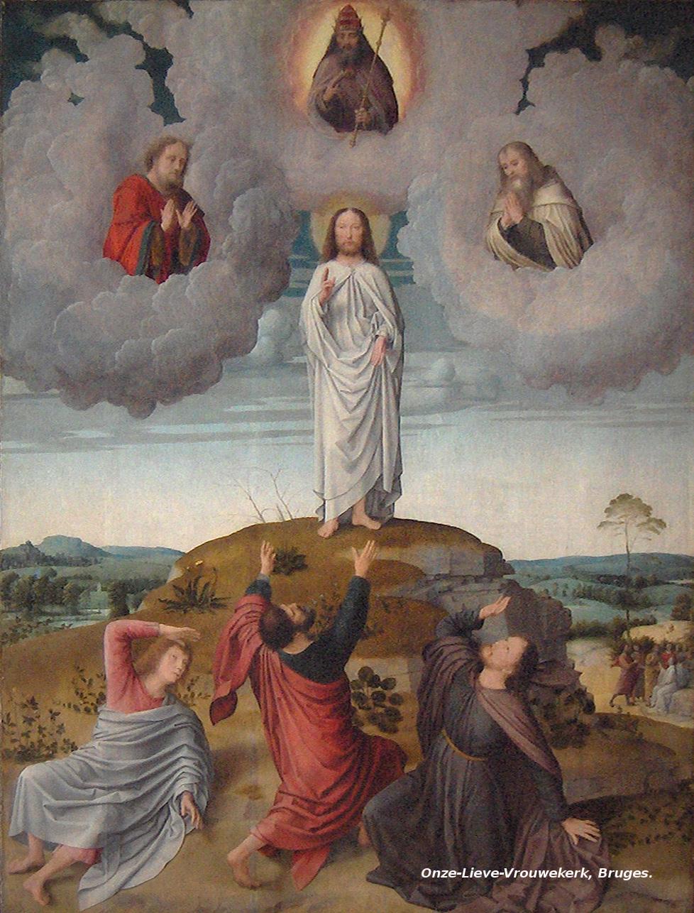 Transfiguration - Onze-Lieve-Vrouwekerk, Bruges, Belgium