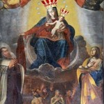 the shrine of Our Lady of Mount Carmel