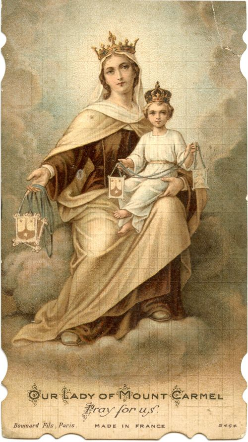 Lady of Mount Carmel