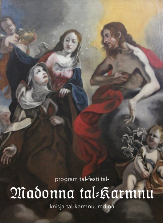 Madonna tal-Karmnu.festa.2016