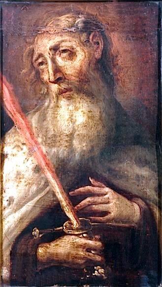 San Elija - Fra Karmelitan Adriano León